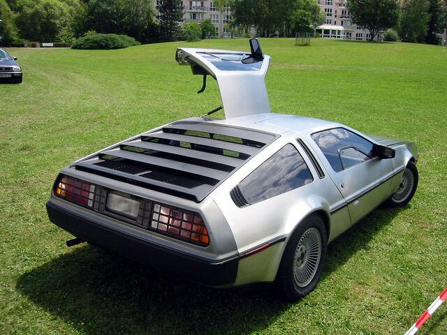 File:DeLorean Car.jpg
