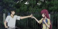 Sadao Maou/Relationship