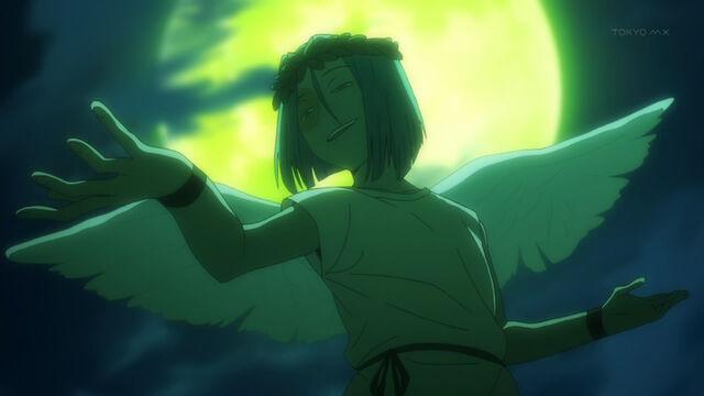 File:Hataraku maou sama-12-sariel-archangel-moon-wings-power-dramatic-pose.jpg