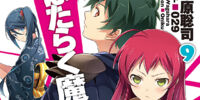 Light Novel Volume 9