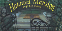 Haunted Mansion Pop-Up Book