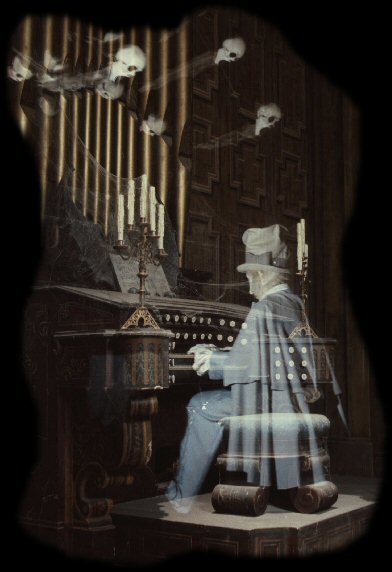 Haunted Mansion Foyer Music : Organist haunted mansion wiki fandom powered by wikia