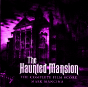 The Haunted Mansion Complete Film Score