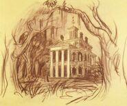 Disneyland-Haunted-Mansion-Concept-Art