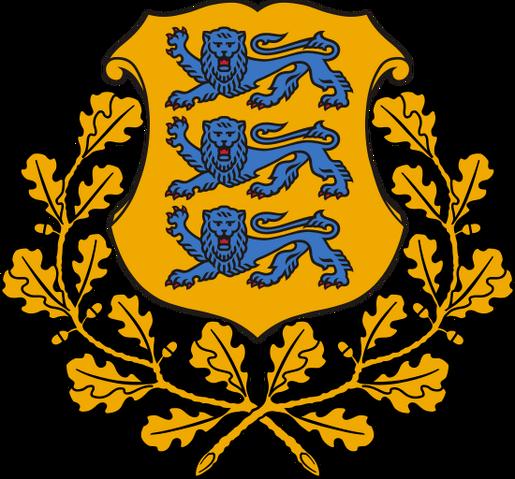 File:Coat of arms of Estonia.png