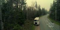 Dave Teagues's minibus