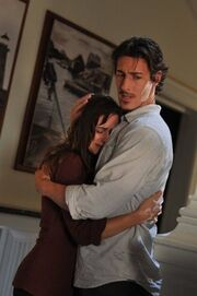 Julia Carr & Duke Crocker - S1 E9 As You Were Dealt (1)
