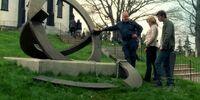 Good Shepherd sculpture