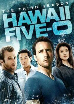 Hawaii 5-0 Season 3