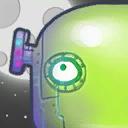 Icons emblems roboMoon