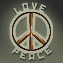 Icons emblems LovePeace
