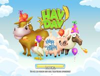 Loading Screen Birthday