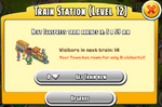 Train Station Next EGGspress