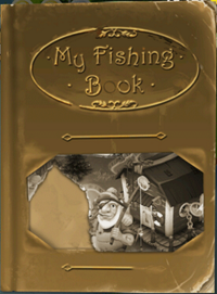 Fishing book cover