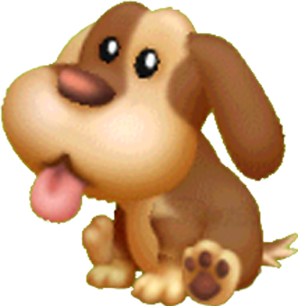 File:Hound Dog Sitting.png