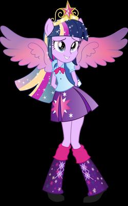'Twilight Sparkle' Rainbowfied