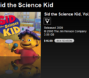 Sid the Science Kid on The iTunes Store