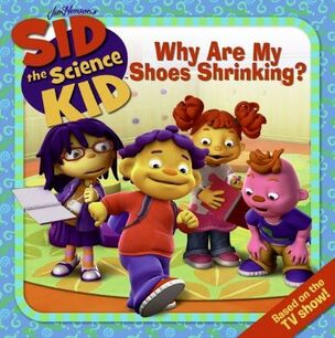 Sid the Science Kid - Why Are My Shoes Shrinking