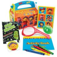 Sid the Science Kid Party Favor Box Party Supplies
