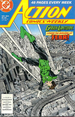 Action Comics 602