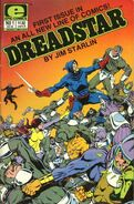 Dreadstar Vol 1 1