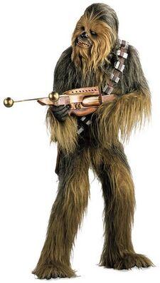 Chewbacca 001