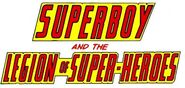 Superboy and the LSH logo