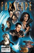Farscape Vol 1 1A