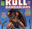 Kull and the Barbarians Vol 1