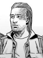 Mark - Walking Dead