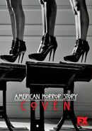 American Horror Story - Coven DVD