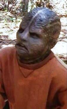 Toad Boy (Swamp Thing TV Series)