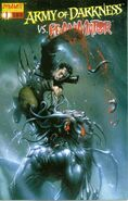 Army of Darkness vs. Re-Animator Vol 1 1