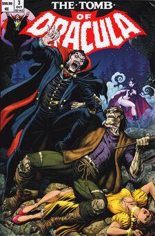 Tomb of Dracula Omnibus Vol 1 3A