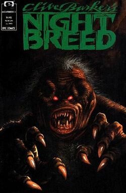 Night Breed Vol 1 4