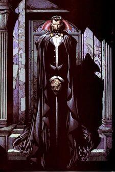 Dracula (Marvel Comics) 001