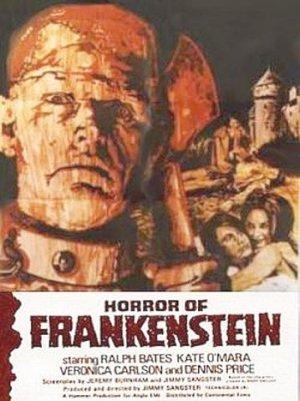Horror of Frankenstein (1970)   Headhunter's Horror House
