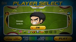 Unlock Screen Georgia
