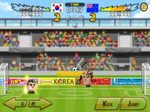 New Zealand VS South Korea 0
