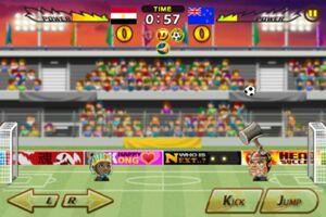 Egypt VS New Zealand