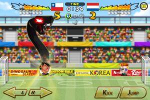 Chile VS Netherlands 4