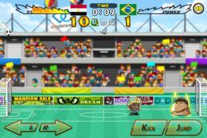 Egypt VS Brazil 1