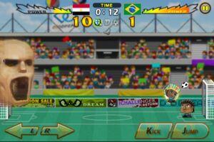 Egypt VS Brazil 0