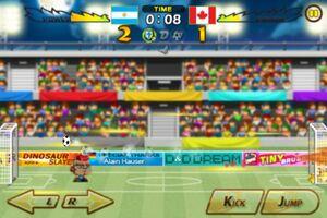 Argentina VS Canada 6