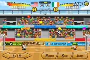 United States VS Denmark 4