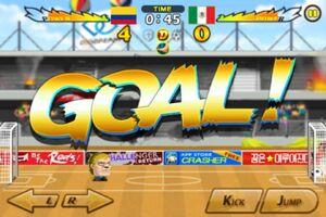 Colombia VS Mexico 1