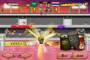 Saudi Arabia VS Thailand 5