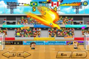 Brazil VS Canada 5