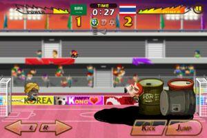 Saudi Arabia VS Thailand 3