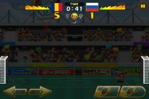 Romania VS Russia 0